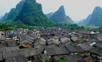 """【贺州黄姚古镇】""""梦境家园的小桂林"""",一个有九百多年历史的古镇"""