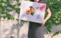 【蒙阴蜜桃】合作13个大棚蜜桃,500亩自家露天蜜桃种植基地,10亩樱桃园