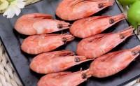 【野生北极虾】生长速度缓慢,解冻即可食用。欢迎感兴趣的团队合作!