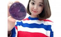 """【云南:紫土豆】云南人称它为""""洋芋"""",日供应能力10000单,大家可放心对接!"""