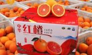【秭归纯甜中华红血橙】果型好,汁水充足,富含多种微量元素,是自食和馈赠亲友的佳品