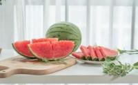 【红甘露西瓜】标准化种植,口感独树一帜,支持一件代发及落地配,欢迎各渠道合作