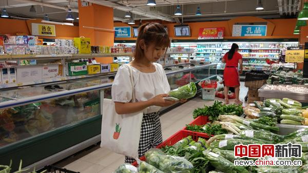 国人买菜方式变革:从逛菜市场到送菜进家