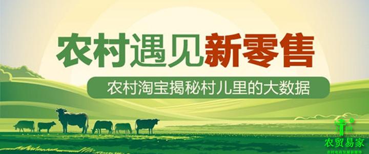 【读图】农村遇见新零售——农村淘宝揭秘村儿里的大数据! 