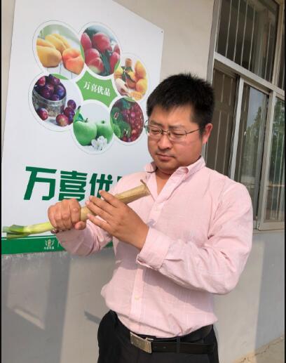 沂蒙山纯手工鏊子煎饼