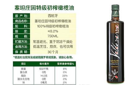 庄小罐:原装进口橄榄油
