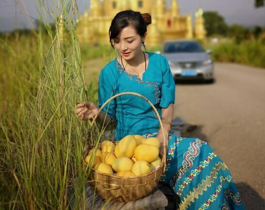 缅甸圣德龙芒果